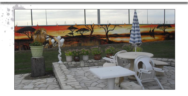 Decoration Murs Peinture Aerosol D Co Graff Graffiti