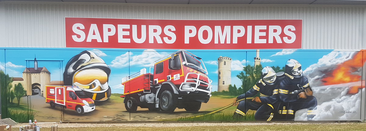 Mehun pompier2