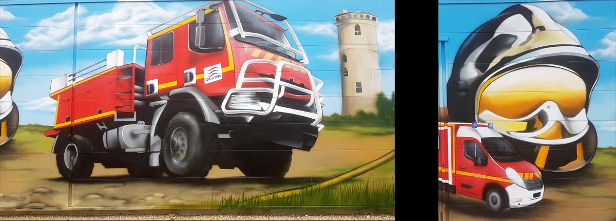 Mehun pompier4