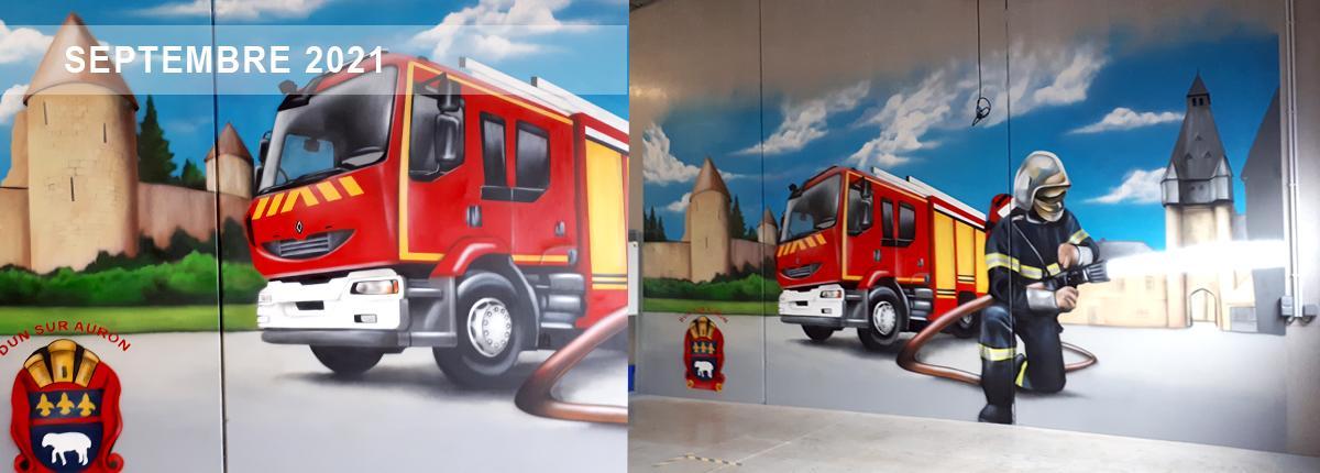 Pompiers dun