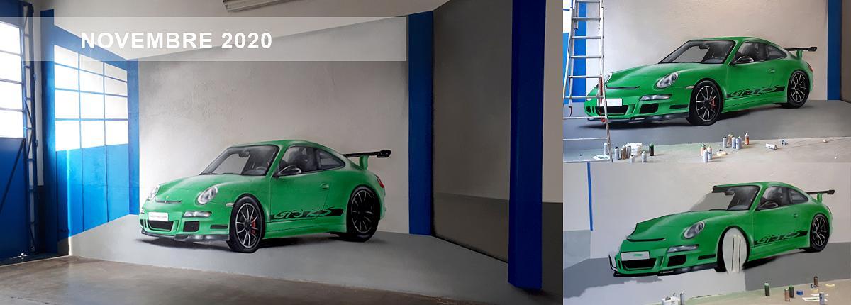 Porsche bourges